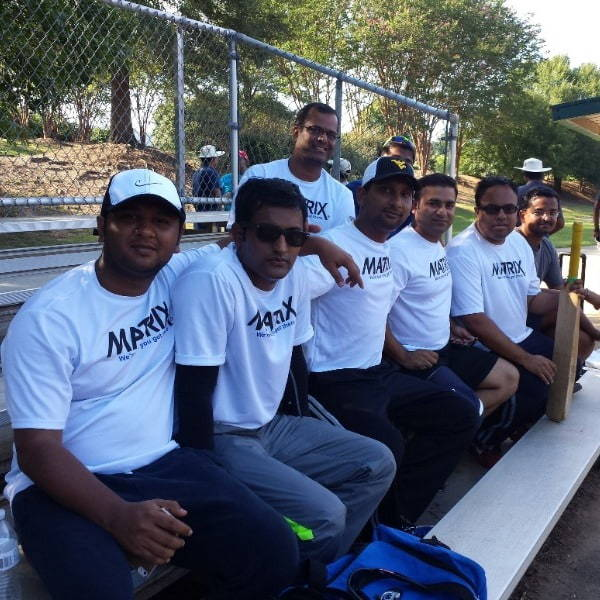 MATRIX Cricket team